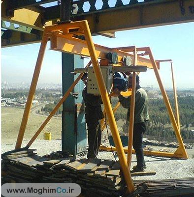 بالابر مصالح ساختمانی