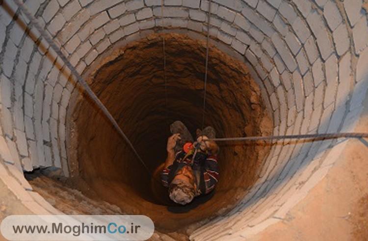نکات ایمنی در حفر چاه